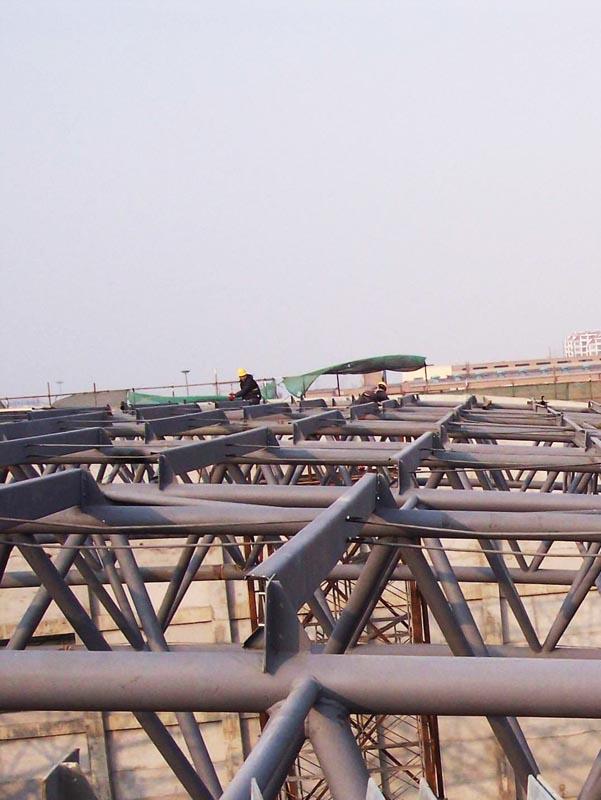 Protectie structura metalica